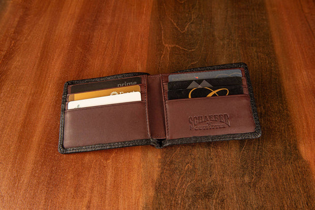 BisonRange Bi-Fold Wallet - NEW!