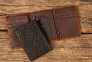 BisonRange Tri-Fold Wallet - NEW!