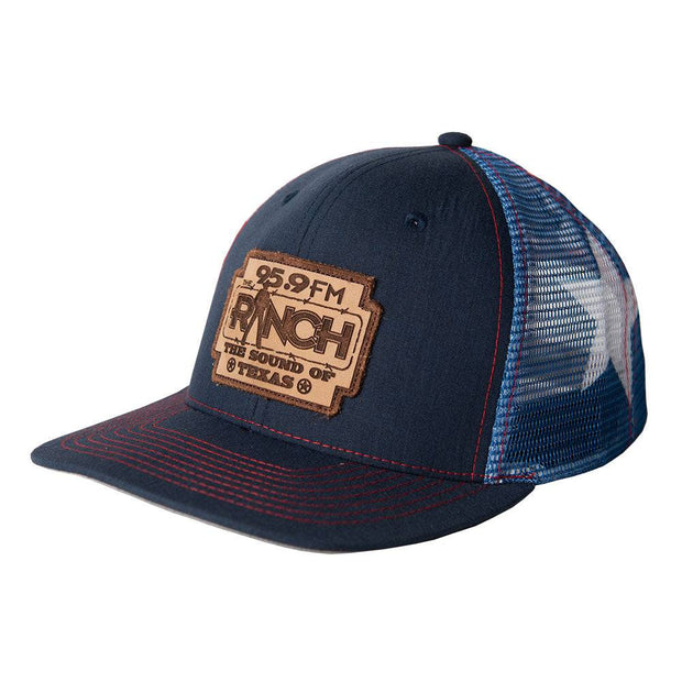 The Ranch Texas Deluxe - Navy