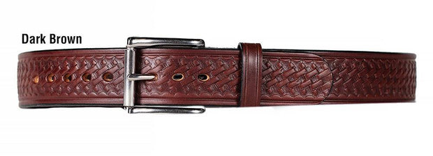 Eagle Gun Belt and Dark Brown