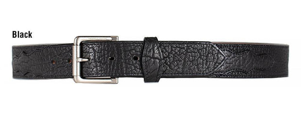 Bison Range Belt in Black
