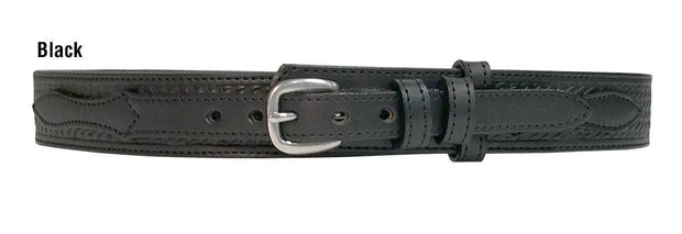 El Paso Ranger Belt in Black