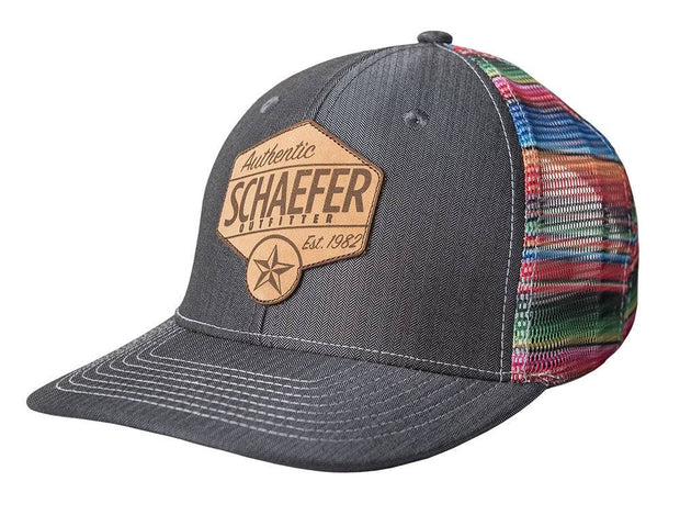The Texas Star Trucker - Serape