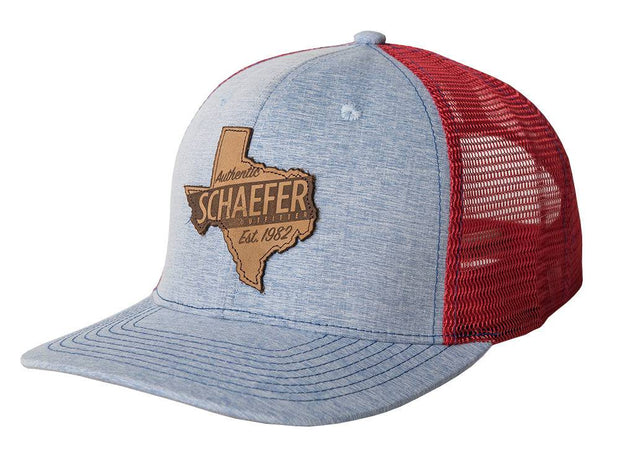The Texan Trucker - Lt. Blue