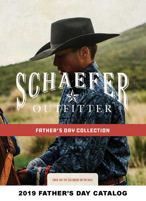 Schaefer Outfitter 2019 Fathers Day Catalog