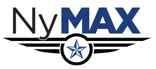 NyMAX fabric logo
