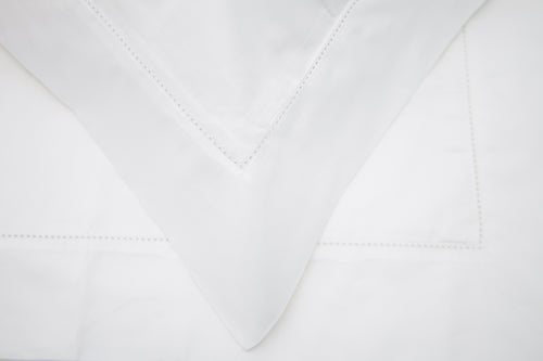 Carnaby Hemstitch 420 in White