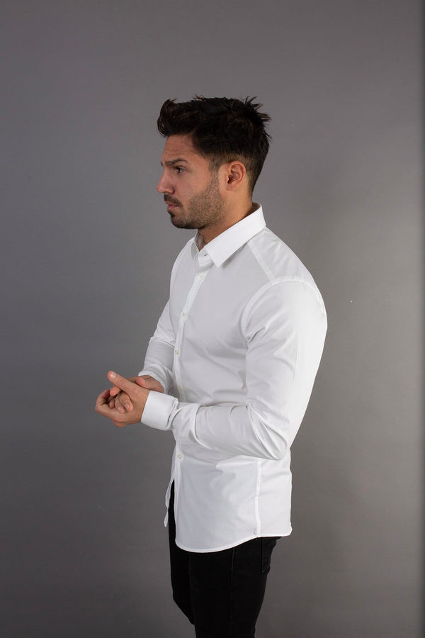Tailored Fit Vs Slim Fit Shirts - Whats The Difference?