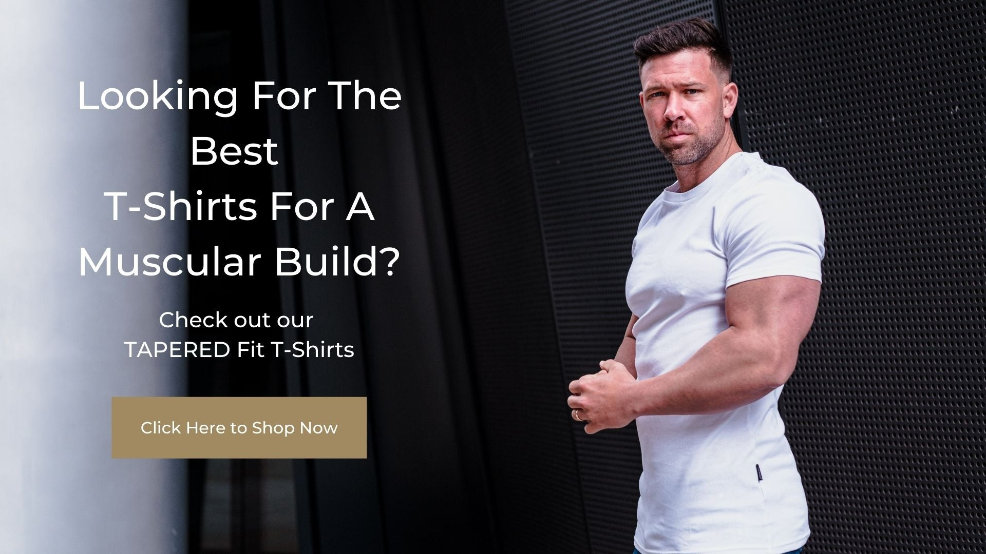 best t shirts for a muscular build