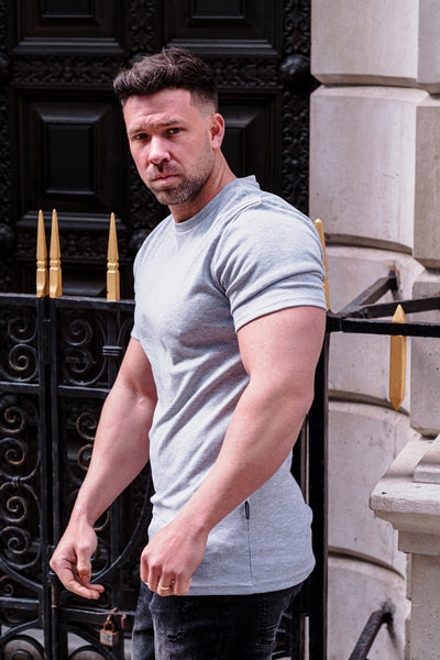 best sleeve width for big arms