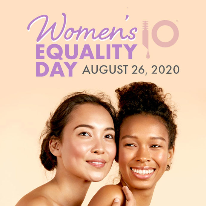 Women's Equality Day - August 26, 2020