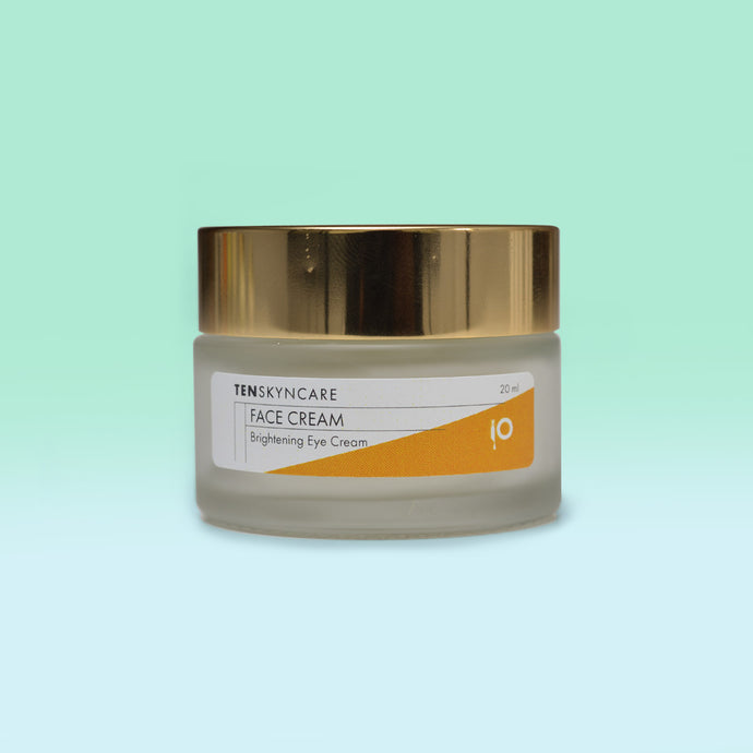 All About Our Nourishing Eye Cream