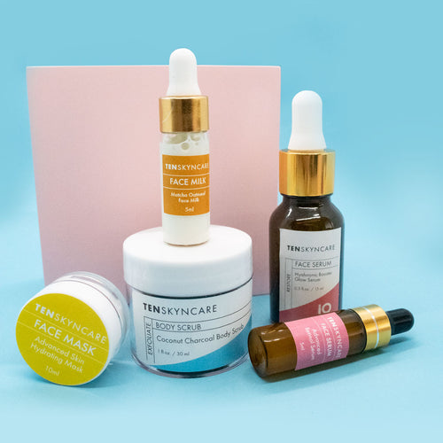 TEN Skyncare Discovery Kit