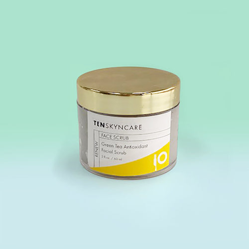 Skin Renewal Green Tea Antioxidant Scrub