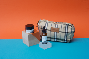 "Men's Grooming ""Hairy Mess"" Kit"