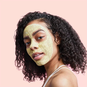 TURMERIC BRIGHTENING MASK