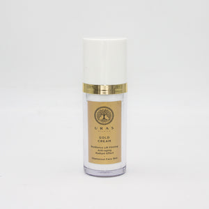 GOLD CREAM RESILIENCE LIFT FIRMING ANTI-AGNING RADIANT EFFECT GLAMOROUS FACE CREAM