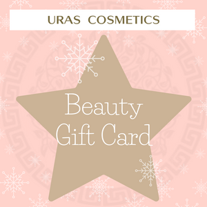 Gift Card Uras Cosmetics