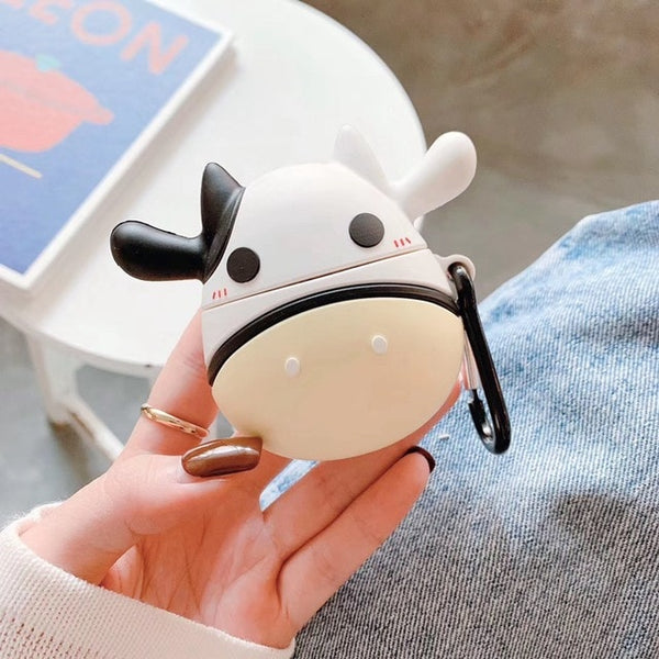 Cow AirPods Cover
