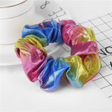 Colorful Scrunchie
