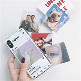Soft Phone Case For iPhone