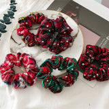 Christmas Scrunchies