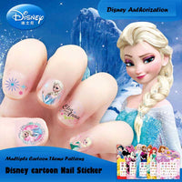 Frozen Nail Stickers