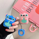 Stitch Pink AirPods Case