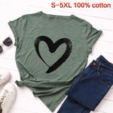 Paint Heart T-shirt