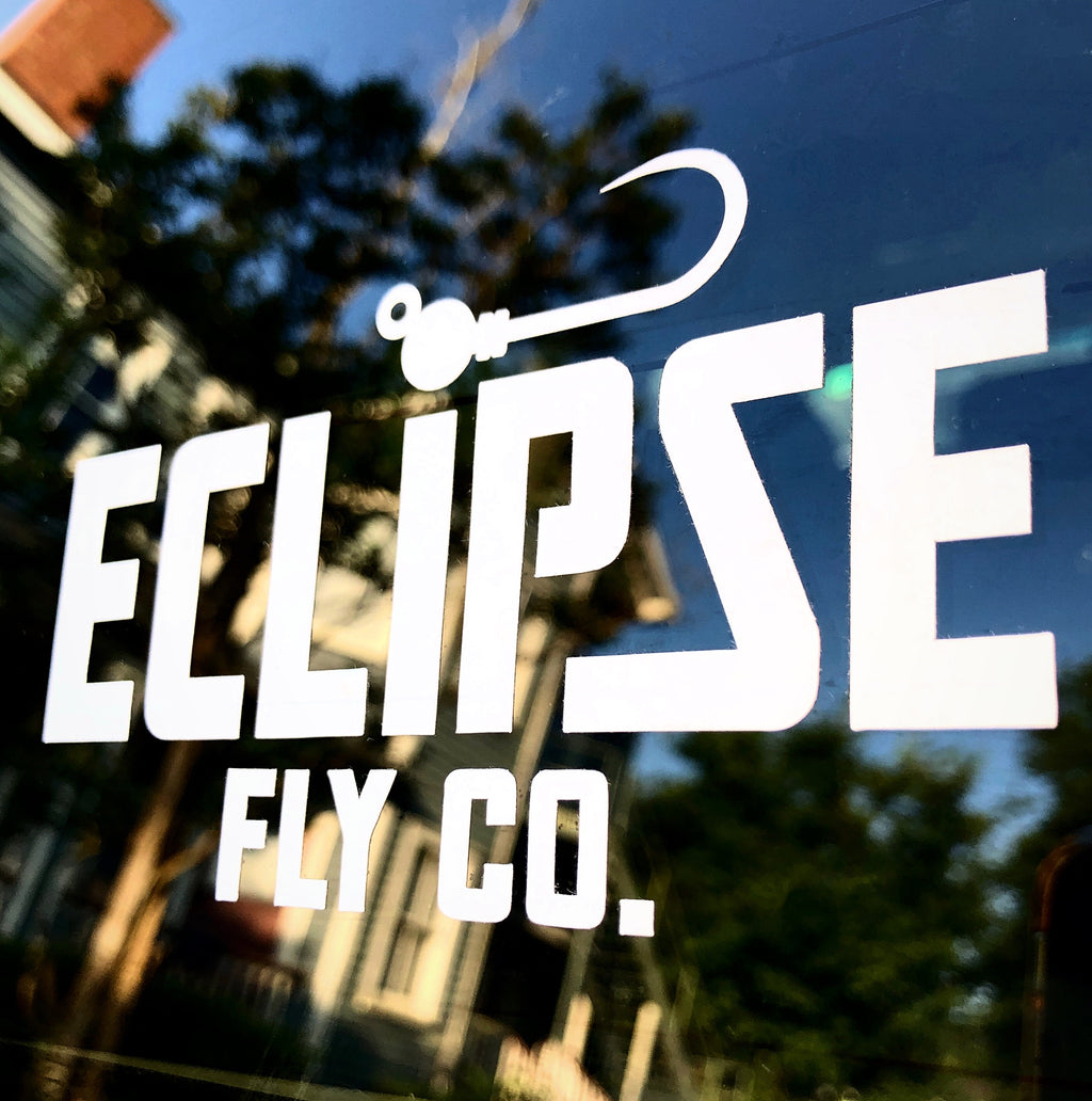 Eclipse Transfer Sticker