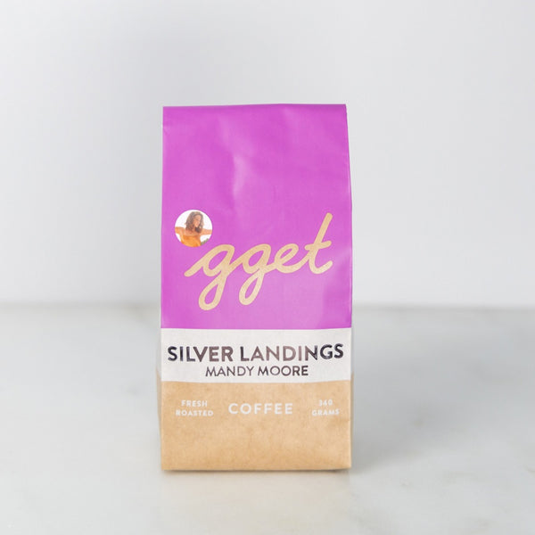 Go Get'Em Tiger Mandy Moore Silver Landings Coffee Blend