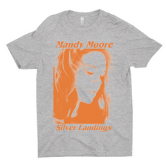 Mandy Moore Silver Landings T-Shirt - Heather Grey