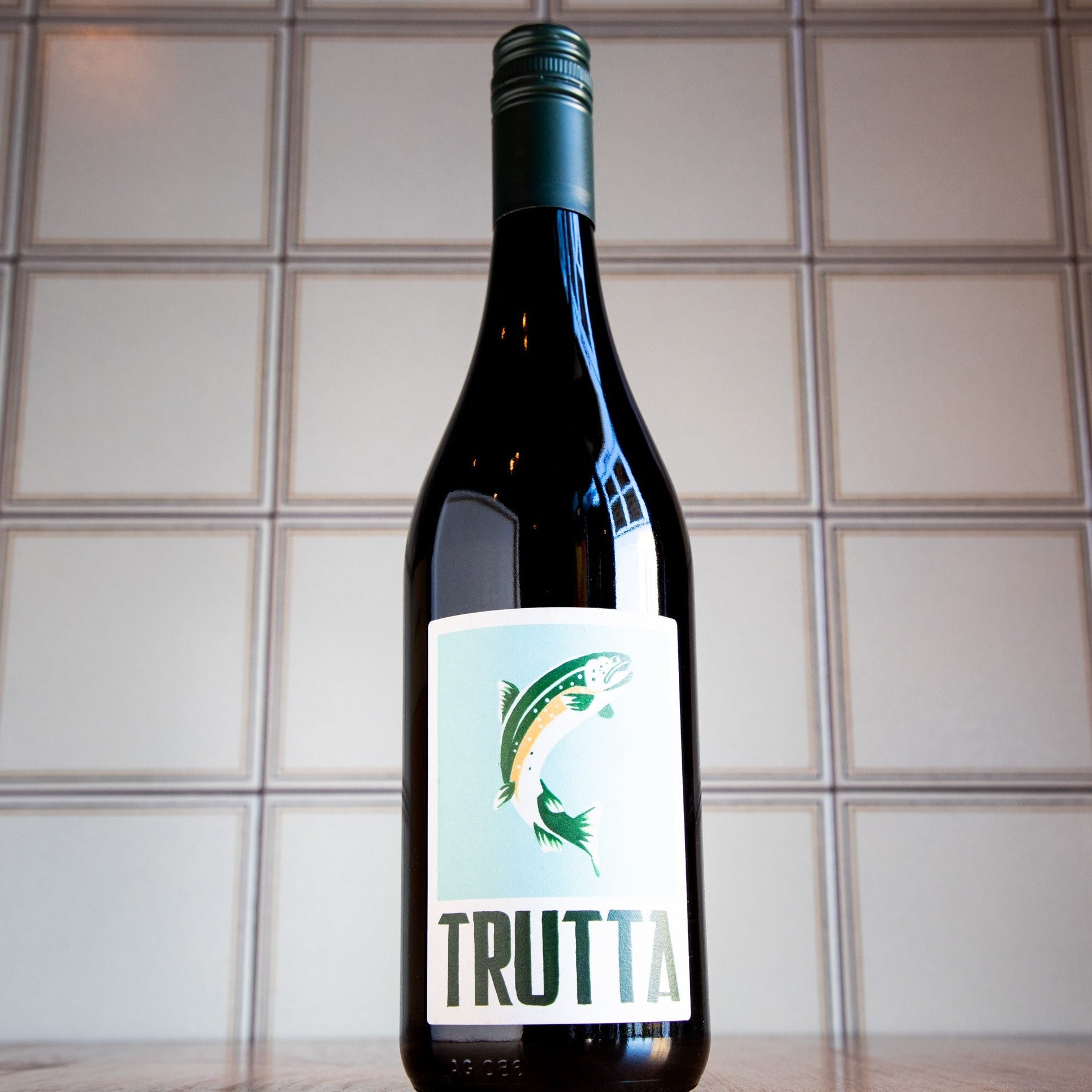 2019 Trutta Shiraz