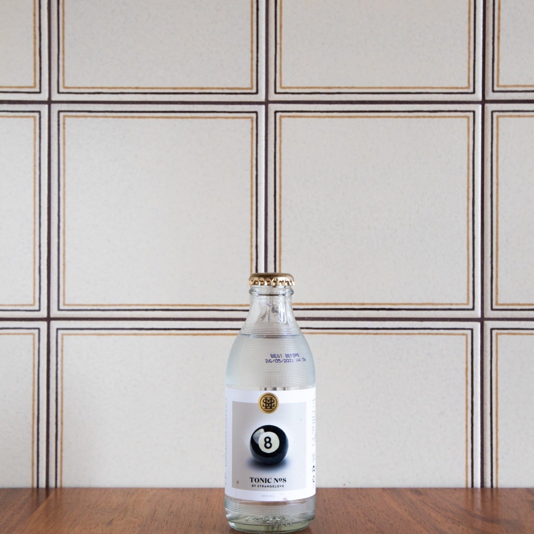 Strange Love No 8 Tonic Water