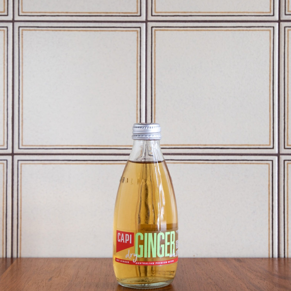 Capi Dry Ginger Ale