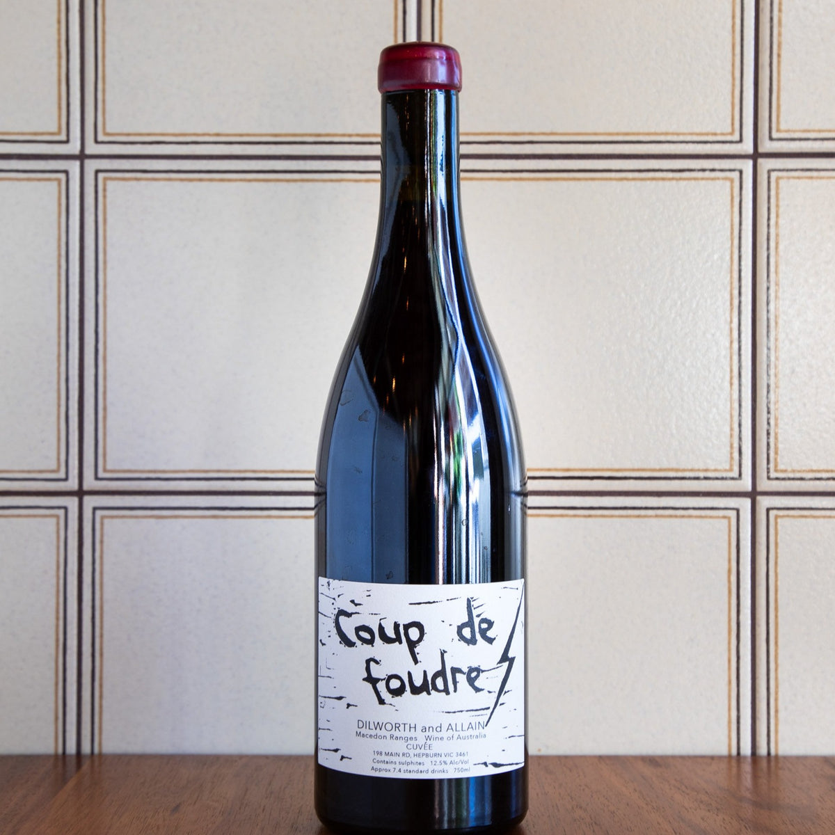 2019 Dilworth and Allain 'Coup de Foudre' Pinot Noir/Chardonnay