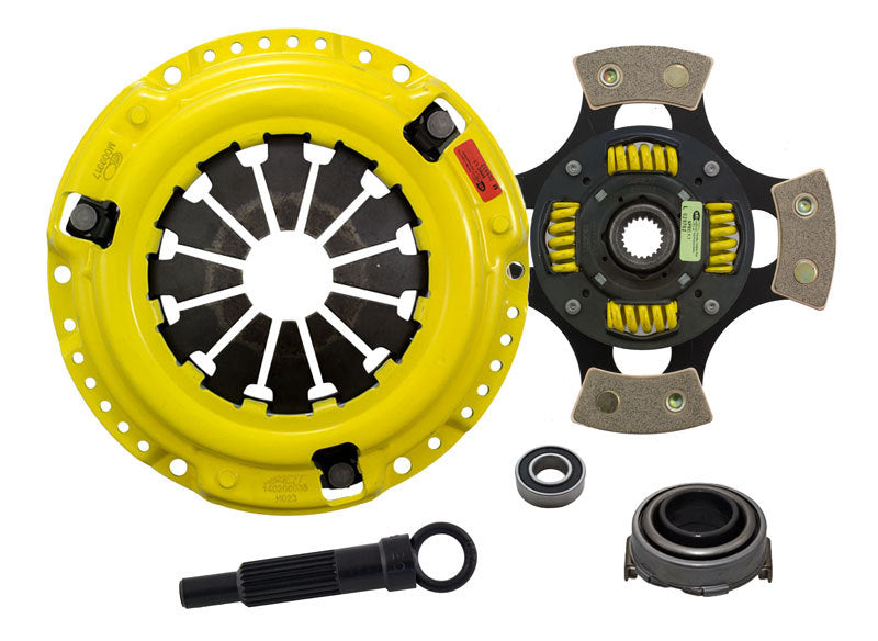 ACT 1992 Honda Civic HD/Race Sprung 4 Pad Clutch Kit