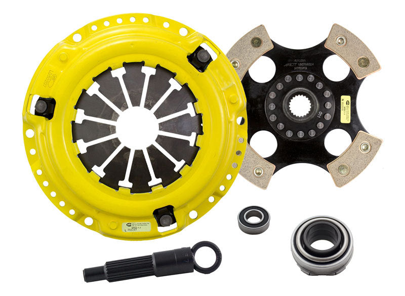 ACT 1988 Honda Civic MaXX/Race Rigid 4 Pad Clutch Kit