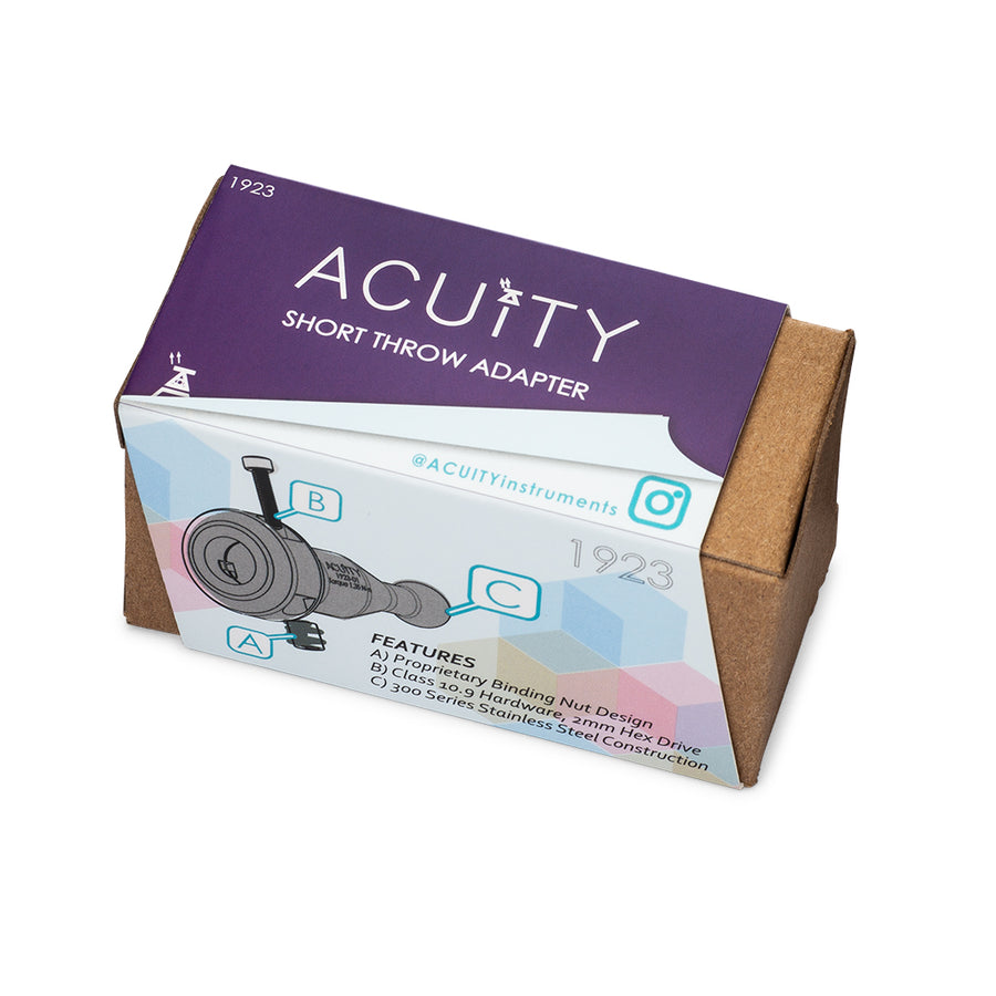 ACUITY Short Throw Adapter (for the 10th Civic/10th Accord)