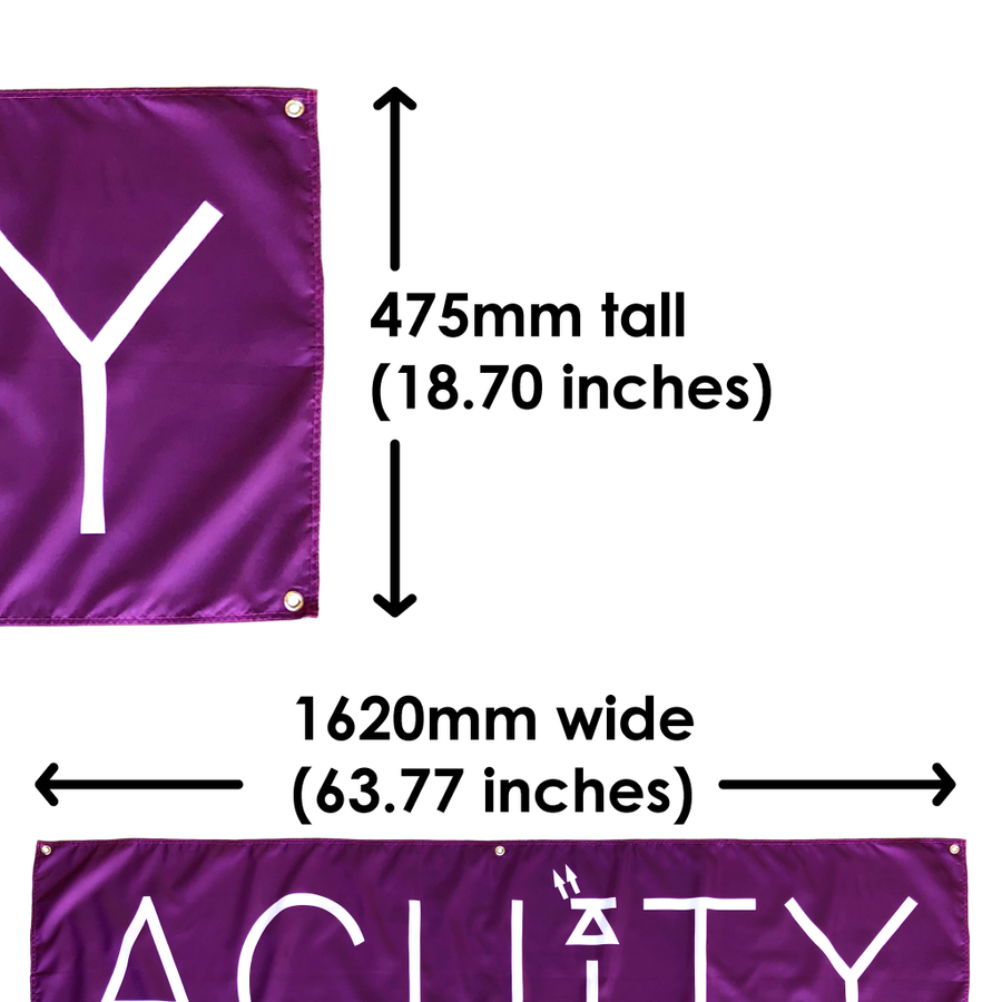 ACUITY Paddock Banner