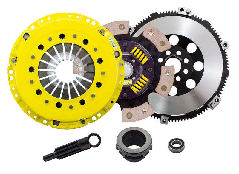 ACT 2000 BMW 323Ci HD/Race Sprung 6 Pad Clutch Kit