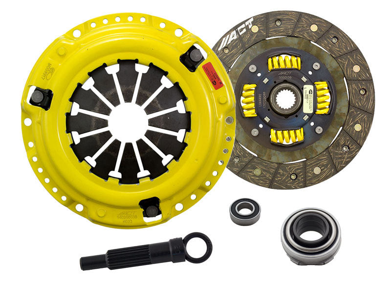 ACT 1990 Honda Civic HD/Perf Street Sprung Clutch Kit