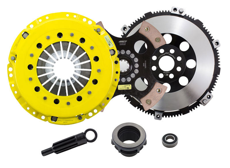 ACT 2000 BMW 323Ci HD/Race Rigid 4 Pad Clutch Kit
