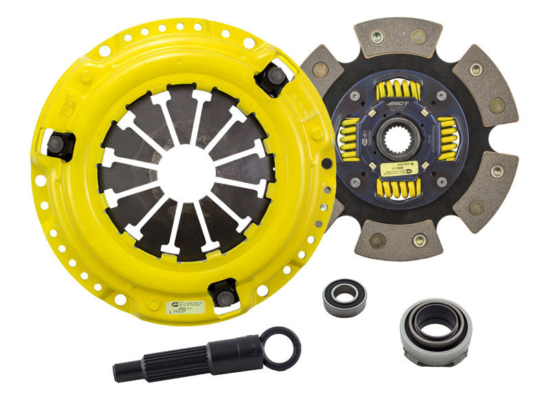 ACT 1988 Honda Civic MaXX/Race Sprung 6 Pad Clutch Kit