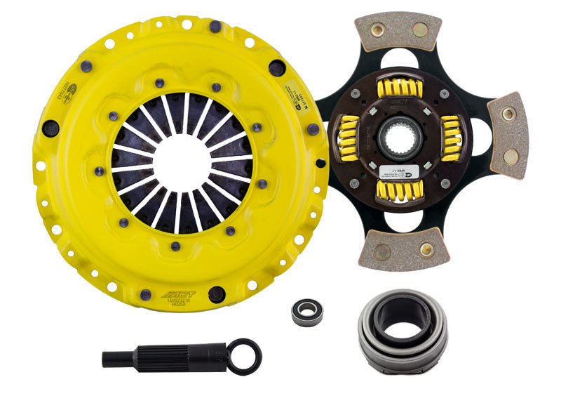 ACT 1990 Acura Integra XT/Race Sprung 4 Pad Clutch Kit