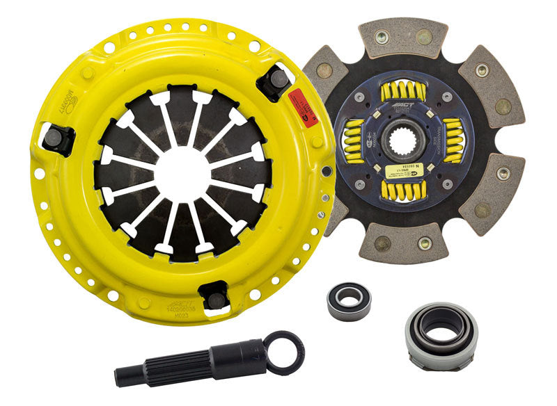 ACT 1988 Honda Civic HD/Race Sprung 6 Pad Clutch Kit