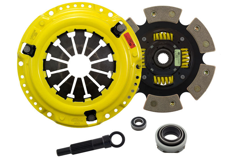ACT 1990 Honda Civic HD/Race Sprung 6 Pad Clutch Kit
