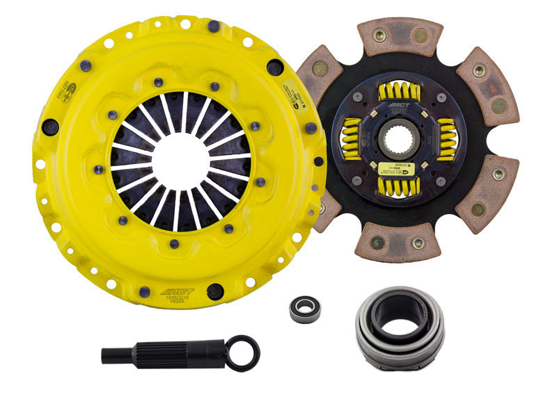 ACT 1990 Acura Integra XT/Race Sprung 6 Pad Clutch Kit