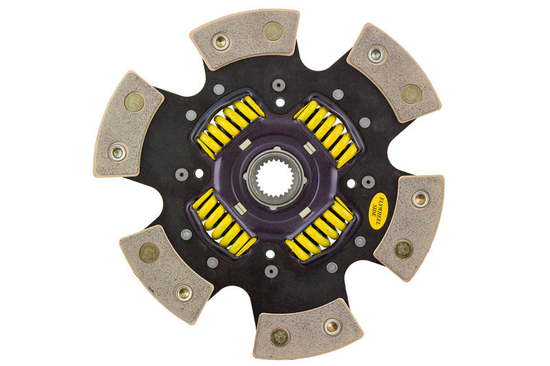 ACT 1991 Dodge Stealth 6 Pad Sprung Race Disc