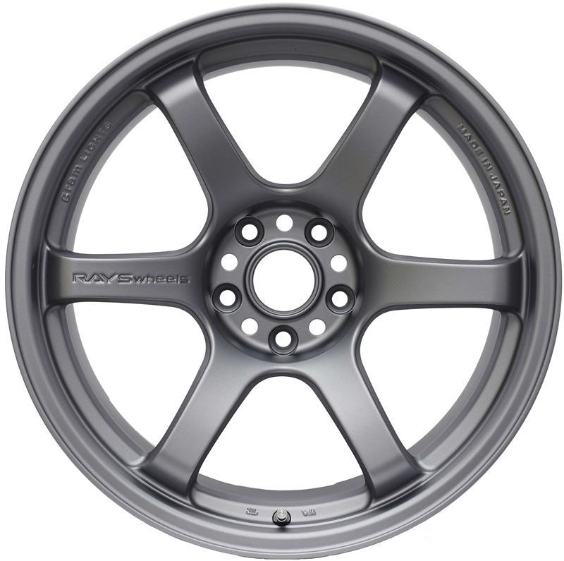 Gram Lights 57DR Wheels (Set of Four) - 19x9.5 +25 Front / 19x10.5 +35 Rear 5x112 (Supra Spec)
